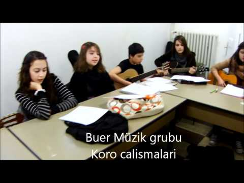 Buer müzik grubu Koro calismalari 5 2
