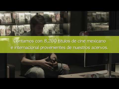 Videoteca 5 años #MasQueUnCine #VideotecaDigitalCM
