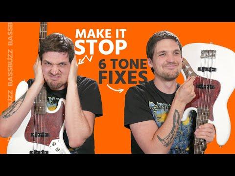 6 Bass Tone Fixes (Beginners, Stop Sounding Like a Newb)