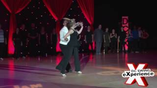 DCSX 2016 Open Strictly Swing Diego Borges & Alexis Garrish YouTube Videos
