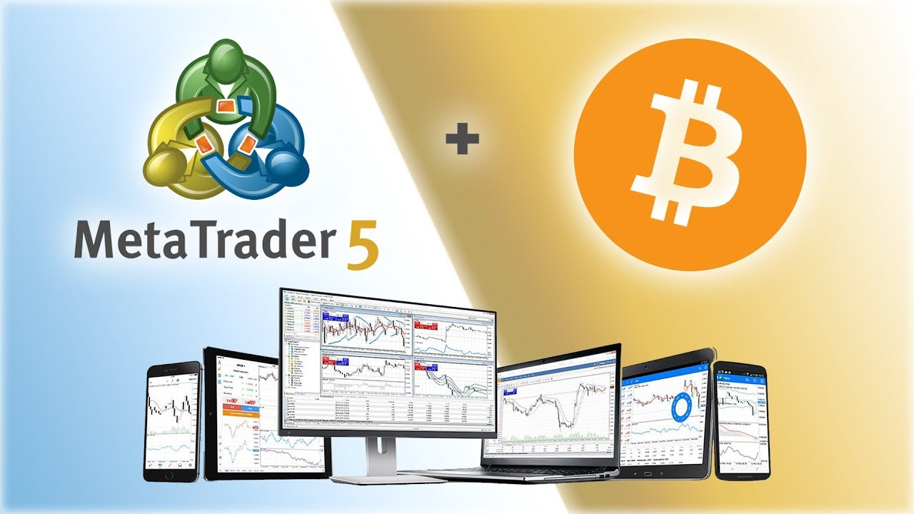 how to trade cryptocurrency in metatrader