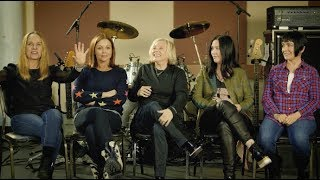 Hear from The Go Go's themselves about go-going to #Broadway and ma...