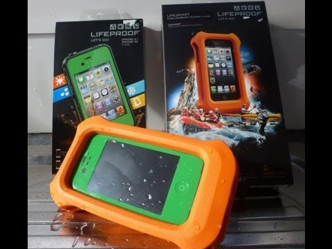 best sneakers 45500 e791d Lifeproof iphone case & lifejacket review