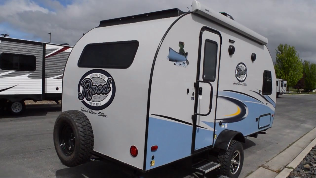 2019 Forest River Rv R Pod Rp 179 Youtube