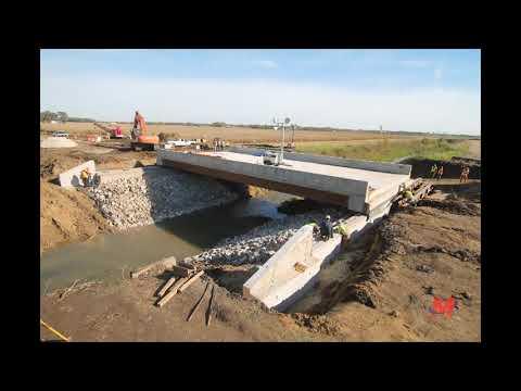 Il 115 ABC Bridge  Timelapse Video