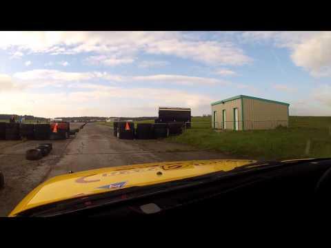 Peter Lloyd Stages 2013 - Lloyd Morgan/Vince Moseley - Nissan Micra J1000 - SS1
