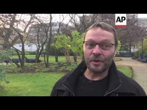 Paris wages battle against rats infesting parks