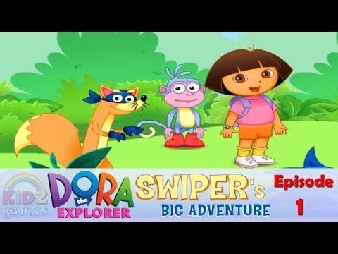 dora the explorer episode 1 download