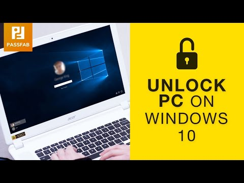 How to Unlock PC without Password? Works for Windows 10