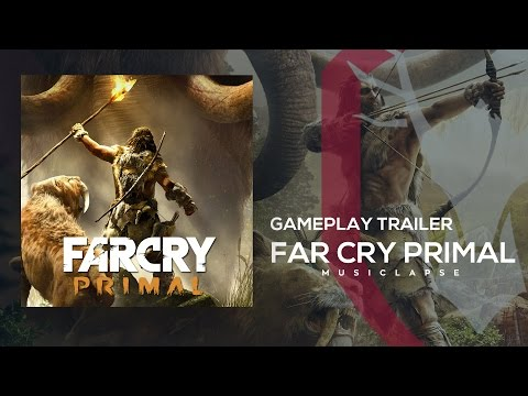 Far Cry Primal Gameplay Trailer Song Youtube