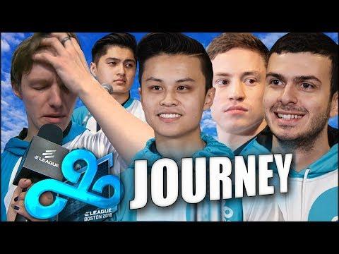Cloud9 Journey In ELEAGUE MAJOR 2018 (CS:GO)
