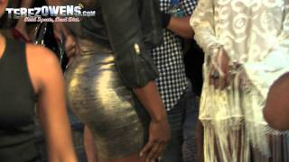 Serena Williams Takes Her Booty Down The Red Carpet