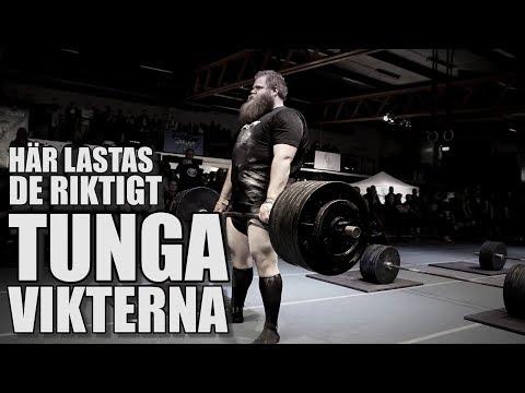 Kval 1 inför Sveriges Starkaste Man 2017 – Solna
