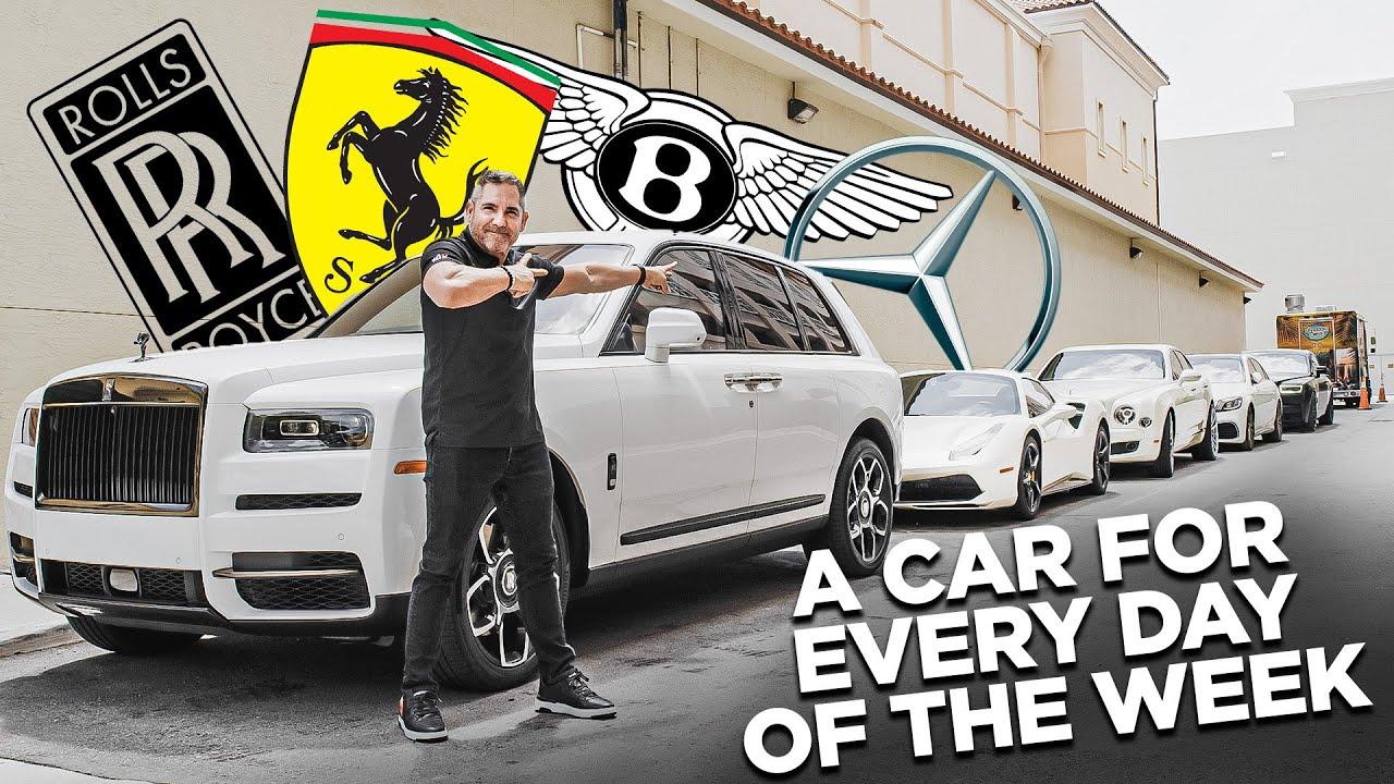 The OBNOXIOUS Car Video - Grant Cardone