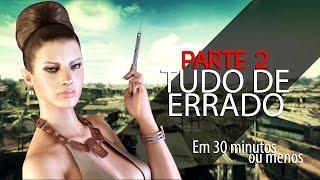 ESTÁ TUDO ERRADO COM: RESIDENT EVIL 5 - 2/3