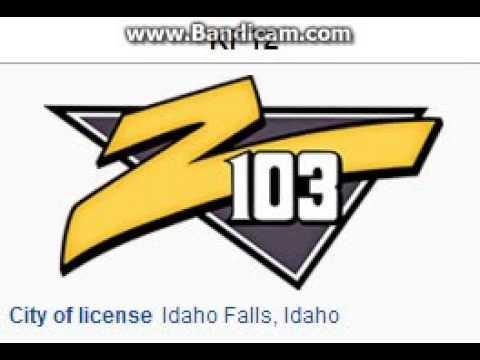 "REDIO 2015 EXTRA: KFTZ: 103.3 ""Z103"" Idaho Falls, ID 4pm TOTH ID--10/26/15"