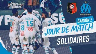 VIDEO: Rennes 0-1 OM l Les coulisses de la victoire