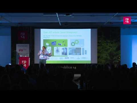 re:publica 2014 - Martin Vesper: Wenn der Kühlschrank t... on YouTube