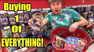 I BOUGHT EVERYTHING FROM THE NEW POKEMON CARDS SET SWORD AND SHIELD! $100+ Opening