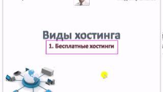 Видеоурок №6. Хостинг(, 2013-05-24T17:14:09.000Z)