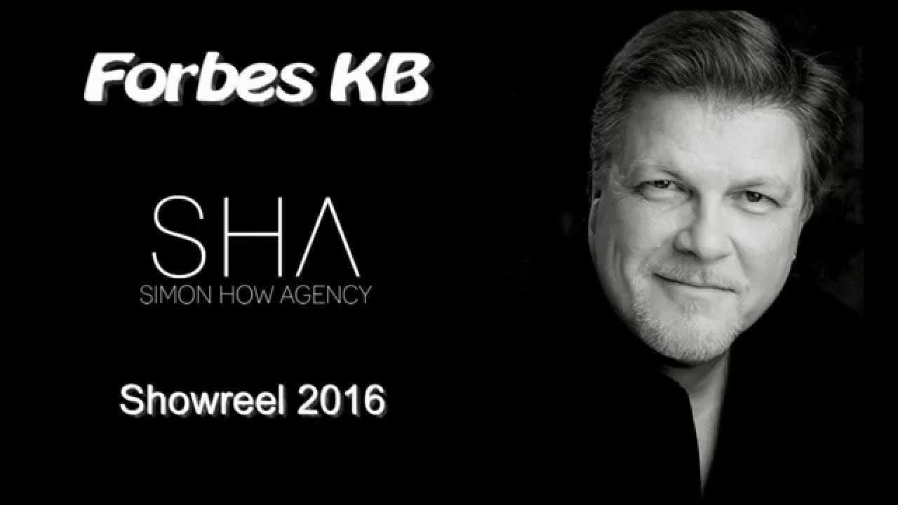 Forbes KBs Showreel For 2016