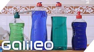 Das Geheimnis von Spülmittel | Galileo Lunch Break