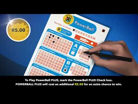 PowerBall How To Play 3 June 2020