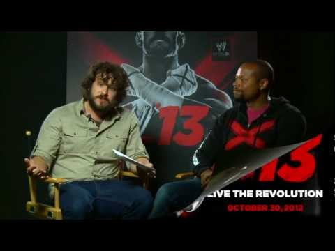 WWE '13 - Developer Q&A #3 W/ Bryan Williams & Aubrey Sitterson - 0 - WWE '13 – Developer Q&A #3 W/ Bryan Williams & Aubrey Sitterson