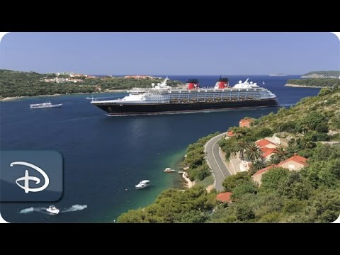 time-lapse:-travel-through-europe-with-disney-cruise-line