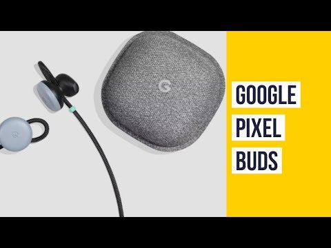 google-pixel-buds-🎧-google-assistant-headphones-🎧-wireless-earbuds-review-unboxing
