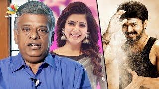 Cheenu Mohan is Samantha's father in Mersal | Vijay 61, Atlee, Kajal Aggarwal, Hot Tamil Cinema News