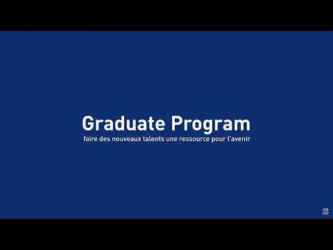 Graduate Program SUEZ, faire des nouveaux talents une ressources pour l'avenir - SUEZ