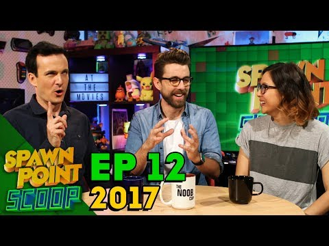 Goose, Rad and Bajo Discuss Why Games Based On Movies Are Usually Trash | Scoop 2017