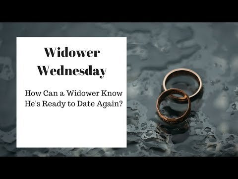 dating guide for widowers