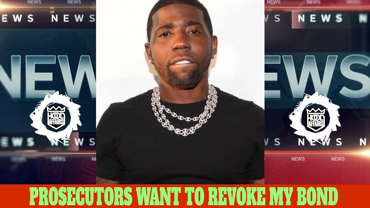 YFN LUCCI BOND MIGHT GET REVOKED AND HERE'S THE REASON WHY  /  NBA YOUNGBOY JAIL PICTURES SURFACE