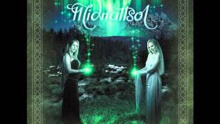 Midnattsol -  Skogens Lengsel with Lyrics