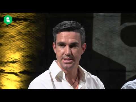Kevin Pietersen - Jos Buttler vs Brad Haddin