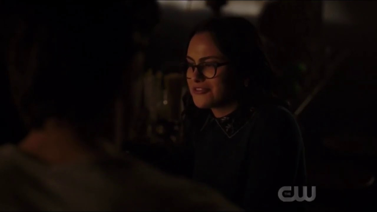 Veronica And Reggie Kiss And Have Sex - Riverdale 3X12 -4819