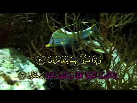 Juz Amma Recitation by Ahmad Saud - Karaoke