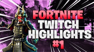 Soesic eSports Fortnite Twitch Clips Compilation #1