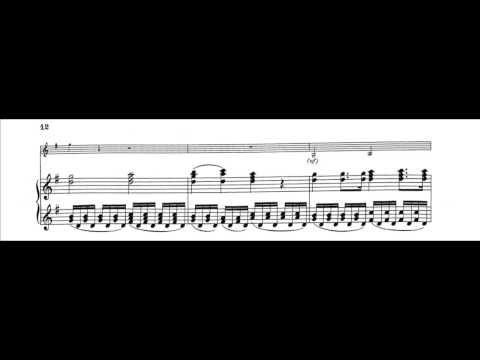 Mozart Violin Concerto No. 3 Accompaniment