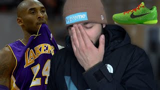 RESELLING KOBE BRYANT'S SHOES!…