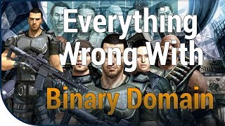 GAME SINS | Everything Wrong With Binary Domain
