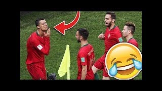 Top Funny Moments Of Fifa World Cup 2018 Russia