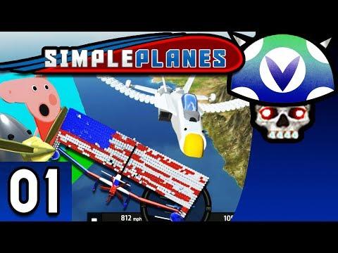 [Vinesauce] Joel - Simpleplanes ( Part 1 )