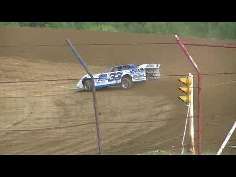 2018 06 09 Kyle Knapp #33K Dog Hollow Speedway Heat #1