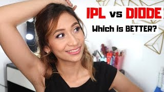 IPL vs. DIODE LASER : WHICH ONE IS BETTER? | Laser Hair Removal Philippines | Lolly Isabel