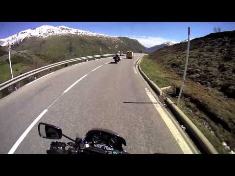 Andorra Into France