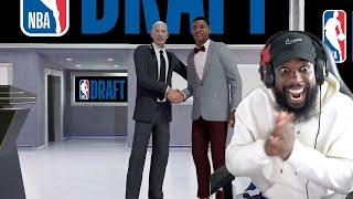 I Got Drafted To The ________!! NBA 2K21 MyCareer Ep 9