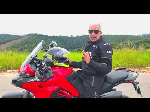 Ducati Multistrada 950S - Teste - VÍDEO